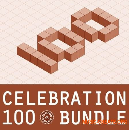 Cycles and Spots Celebration 100 Bundle (WAV) - сэмплы Deep Tech