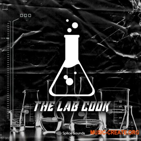 Splice Sounds The Lab Cook Sample Pack (WAV) - сэмплы Trap