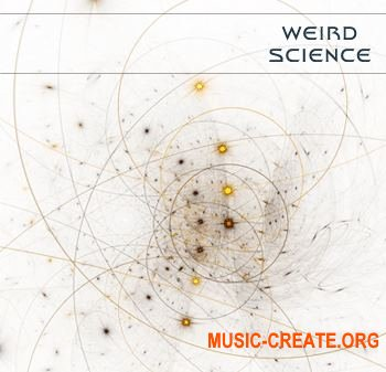 Soundsdivine Weird Science Sample Pack (WAV) - звуковые эффекты