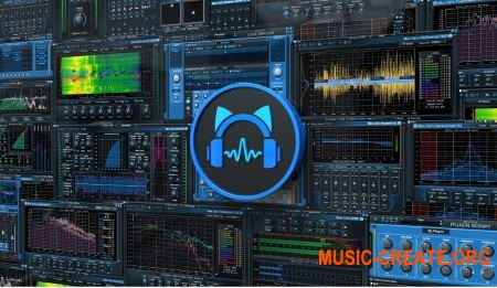 Blue Cat's All Plug-Ins Pack 2019.2 CE (Team V.R) - сборка плагинов