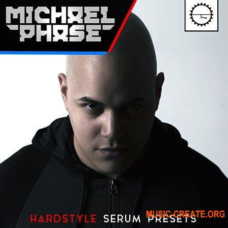 Industrial Strength Michael Phase Hardstyle Serum (WAV SERUM) - сэмплы Hardstyle