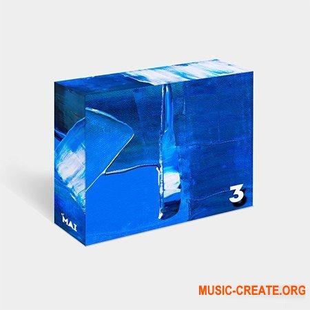 Mai Drum Kit 3 (WAV) - сэмплы ударных