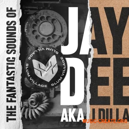 The Fantastic Sounds of Jay Dee AKA J Dilla