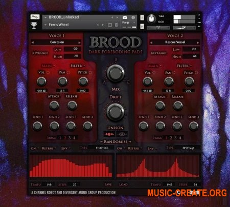 Audio Reward Brood v1