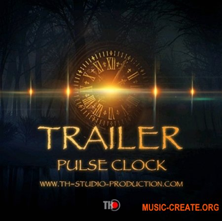 TH Studio Production TRAILER PULSE CLOCK