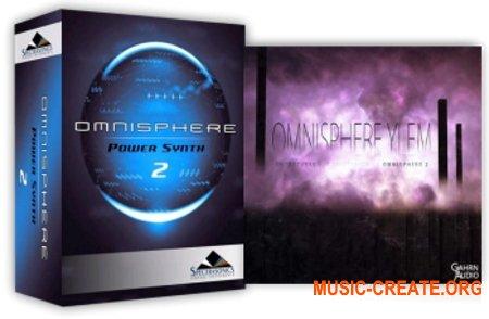 Gahrn Audio Omnisphere Ylem (SPECTRASONiCS OMNiSPHERE 2)