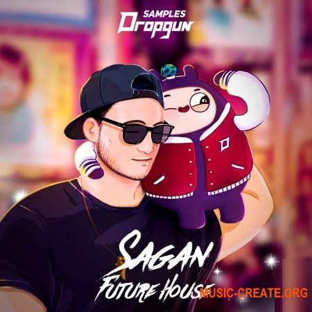 Dropgun Samples Sagan Future House