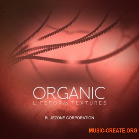 Bluezone Corporation Organic Lifeform Textures