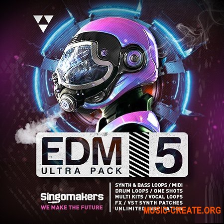 Singomakers EDM Ultra Pack Vol 5