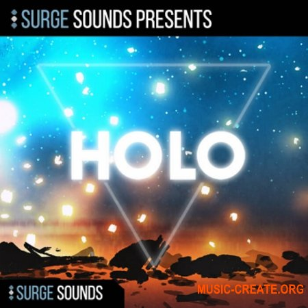 Surge Sounds Holo