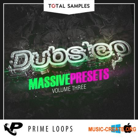 Prime Loops Total Dubstep Vol.3 Massive Presets (NMSV)