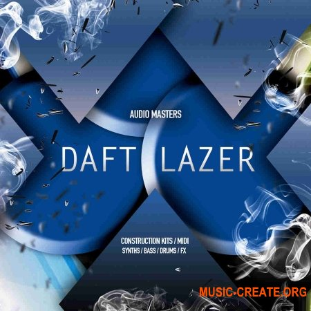 Audio Masters The Daft Laser