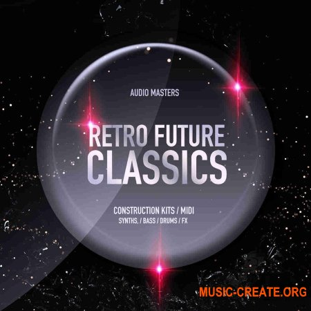 Audio Masters Retro Future Classics