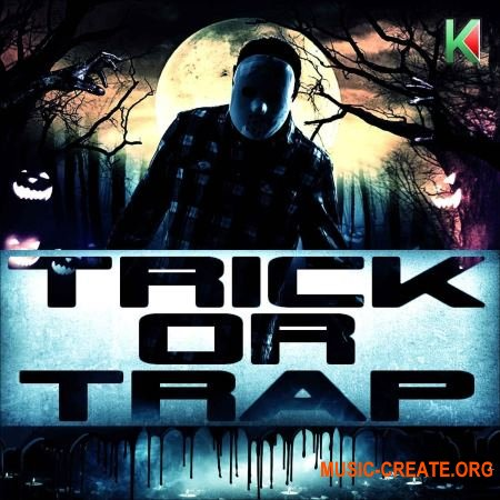 Kryptic Samples Trick Or Trap (WAV MIDI) - сэмплы Trap