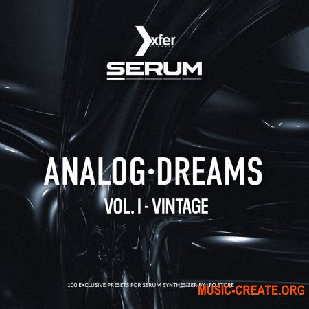 Bellatrix Audio - Analog Dreams Vol.1–Vintage (Serum presets)