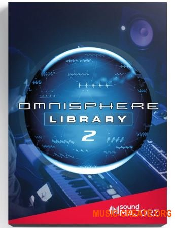 soundMajorz Vybe Omnisphere Library 2 (Omnisphere presets)
