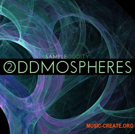 SampleOddity Oddmospheres 2 (Massive presets)