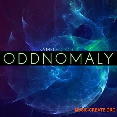 SampleOddity Oddnomaly (Serum presets)