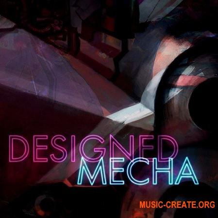 Gregor Quendel Designed Mecha (WAV) - звуки механизмов