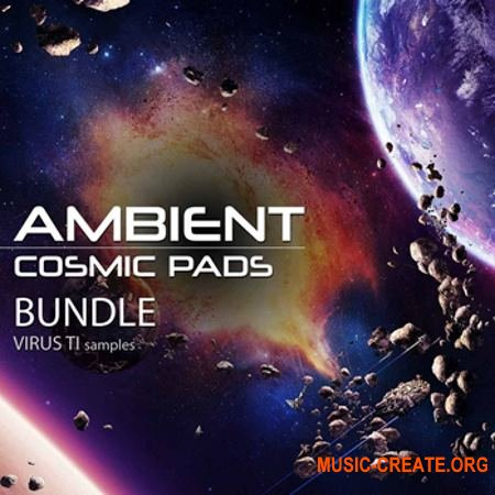 Rafal Kulik Ambient Cosmic Pads Volume 1-9 (WAV) - пэды для Ambient, Chill Out, Downtempo