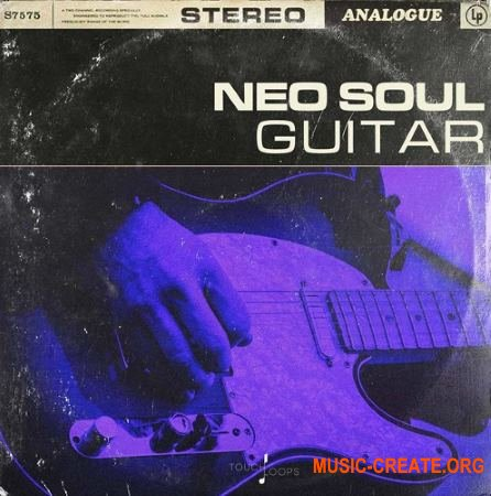 Touch Loops Neo Soul Guitars (WAV) - сэмплы гитары