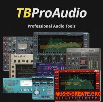 TBProAudio bundle 2019.2.3 CE (Team V.R) - сборка плагинов