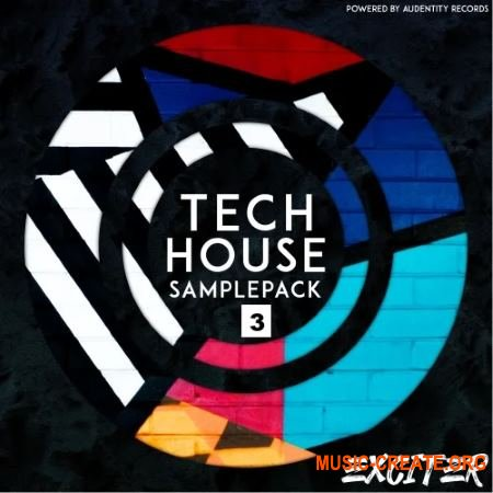Audentity Records EXCITER Techhouse Samplepack 3 (WAV) - сэмплы Tech House, Techno