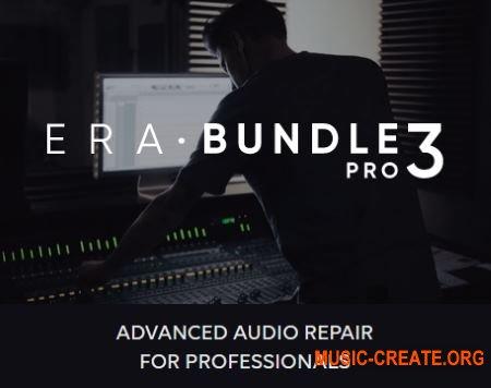Accusonus ERA Bundle Pro v3.0.2 (Team V.R) - плагин восстановления звука