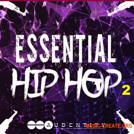 Audentity Records Essential Hip Hop 2 (WAV) - сэмплы Hip Hop