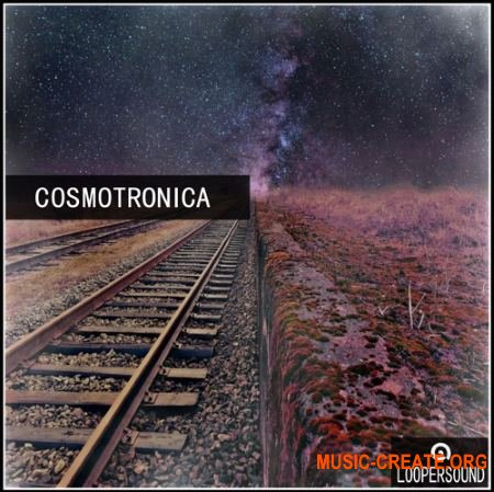 Loopersound Cosmotronica (WAV) - сэмплы Techno