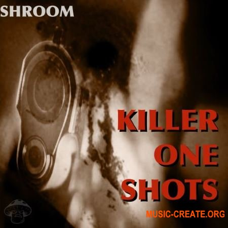 Shroom Killer One Shots (WAV) - драм ван-шоты