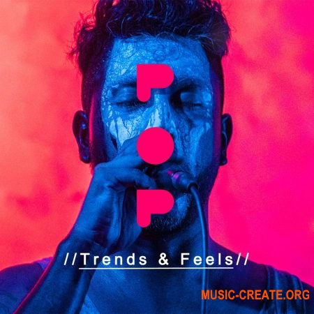 Samplestar Pop Trends And Feels (WAV MiDi) - сэмплы Pop