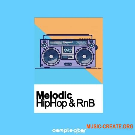 Samplestar Melodic Hip Hop And RnB (WAV MiDi) - сэмплы Hip Hop, RnB