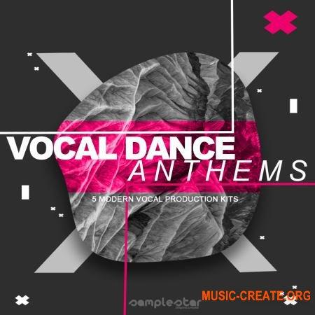 Samplestar Vocal Dance Anthems (WAV MiDi) - вокальные сэмплы