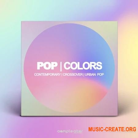 Samplestar Pop Colors (WAV MiDi) - сэмплы Pop