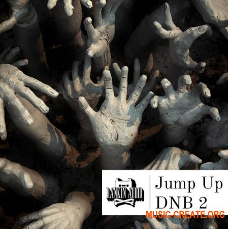 Rankin Audio Jump Up DnB 2 (WAV) - сэмплы DnB
