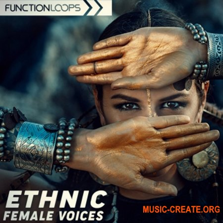 Function Loops Ethnic Female Voices (WAV MiDi REVEAL SOUND SPiRE) - вокальные сэмплы