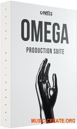 Cymatics Omega Production Suite (WAV MiDi Sylenth1 Massive Serum) - сэмплы Dance, EDM