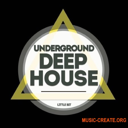 Little Bit Underground Deep House (WAV) - сэмплы Deep House
