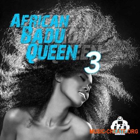 Gorillaz Samplez African Badu Queen 3 (WAV) - сэмплы Neo Soul