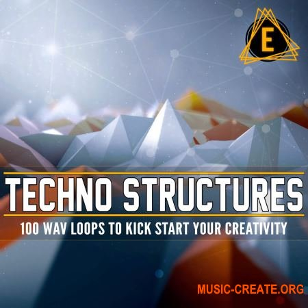 Electronisounds Techno Structures (WAV) - сэмплы Techno
