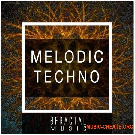 BFractal Music Melodic Techno (WAV) - сэмплы Techno, Tech House