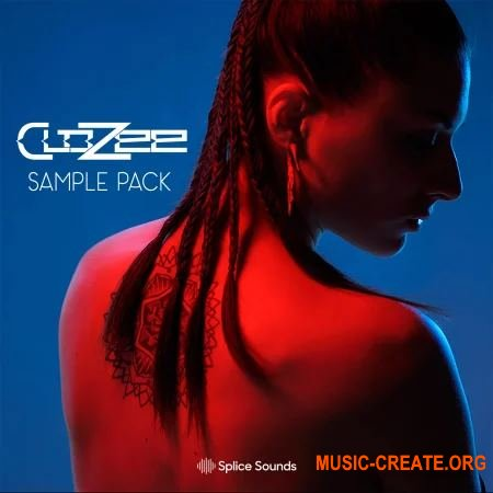 Splice Sounds CloZee Sample Pack (WAV) - сэмплы Future Bass, Glitch Hop
