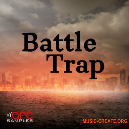 Arc Samples Battle Trap (WAV) - сэмплы Trap