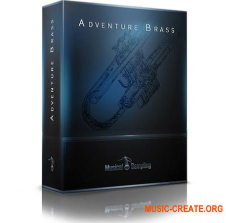 Musical Sampling Adventure Brass v1.1 (KONTAKT) - библиотека медных духовых инструментов