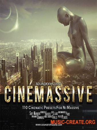 SoundFxWizard Cinemassive (Massive presets)