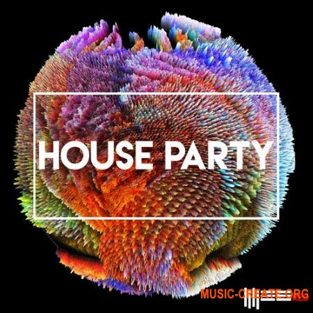 Engineering Samples RED House Party (WAV) - сэмплы House