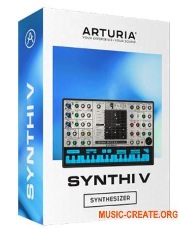 Arturia Synth Collection 2019.5 CSE Win64 (Team V.R) - сборка аналоговых синтезаторов