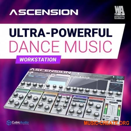 W.A Production Ascension v1.0.1 WiN X64 X32 Standalone VST2 VST3