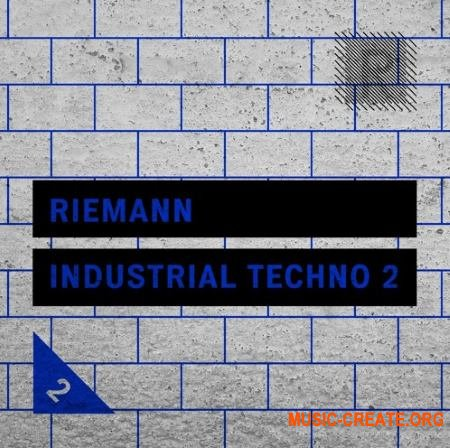 Riemann Kollektion Industrial Techno 2 (WAV) - сэмплы Techno